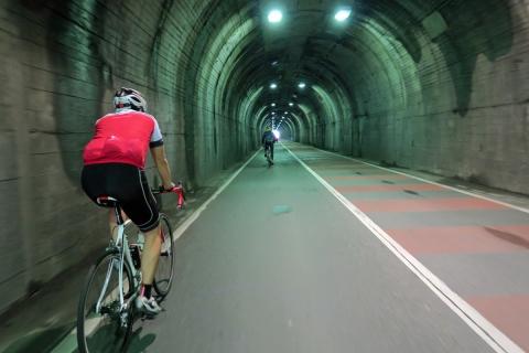 12青梅街道トンネル