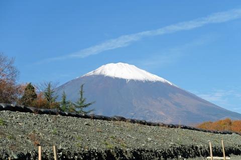 01御殿場からの富士山