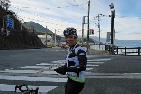 13淡島まで2km