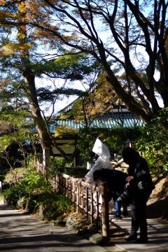 26妙本寺 花嫁