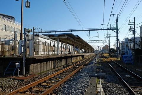 29JR横須賀線鎌倉駅ホーム
