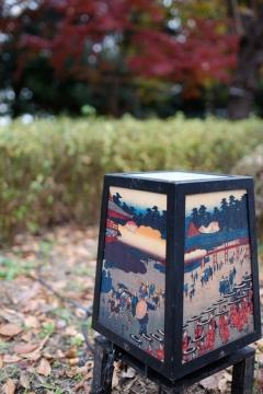 13浮世絵燈籠