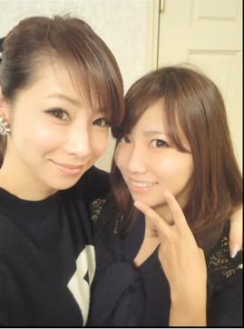 水谷雅子と娘