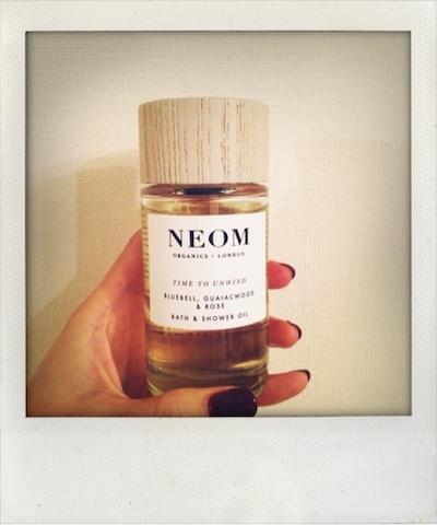NEOMのバスオイル画像