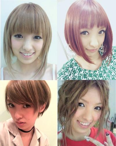 髪型 アッキーナ 髪型 : biyouhouhou.blog.fc2.com