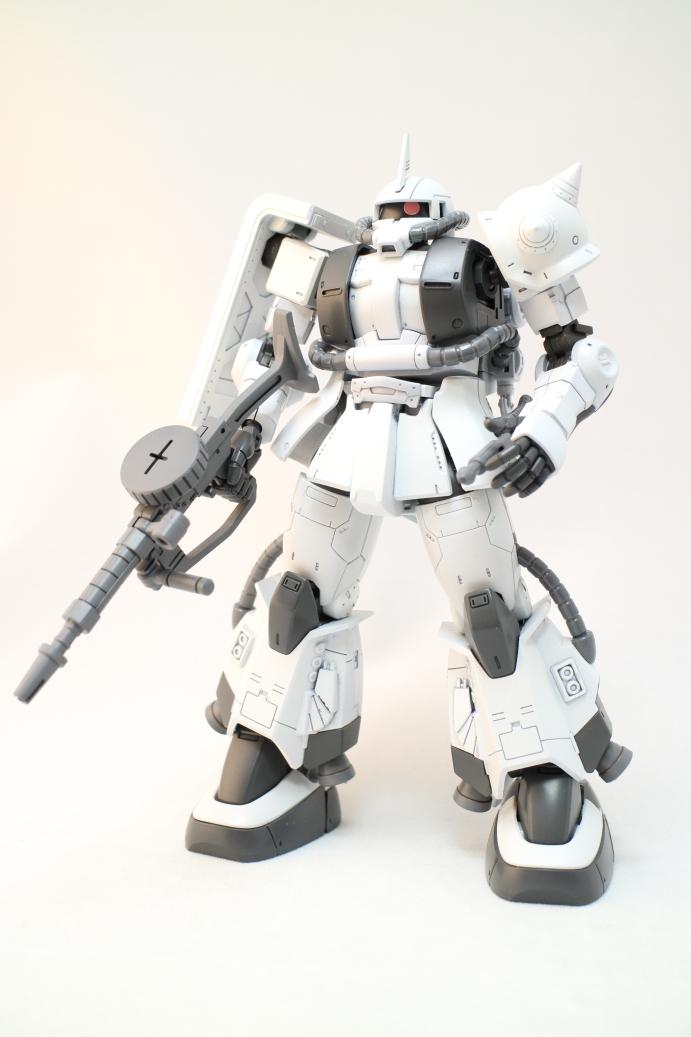 高機動型ザク(HGOR)01