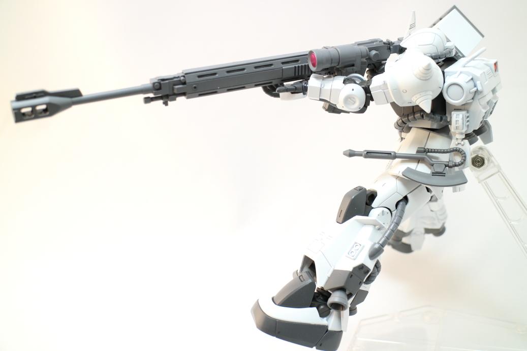 高機動型ザク(HGOR)06