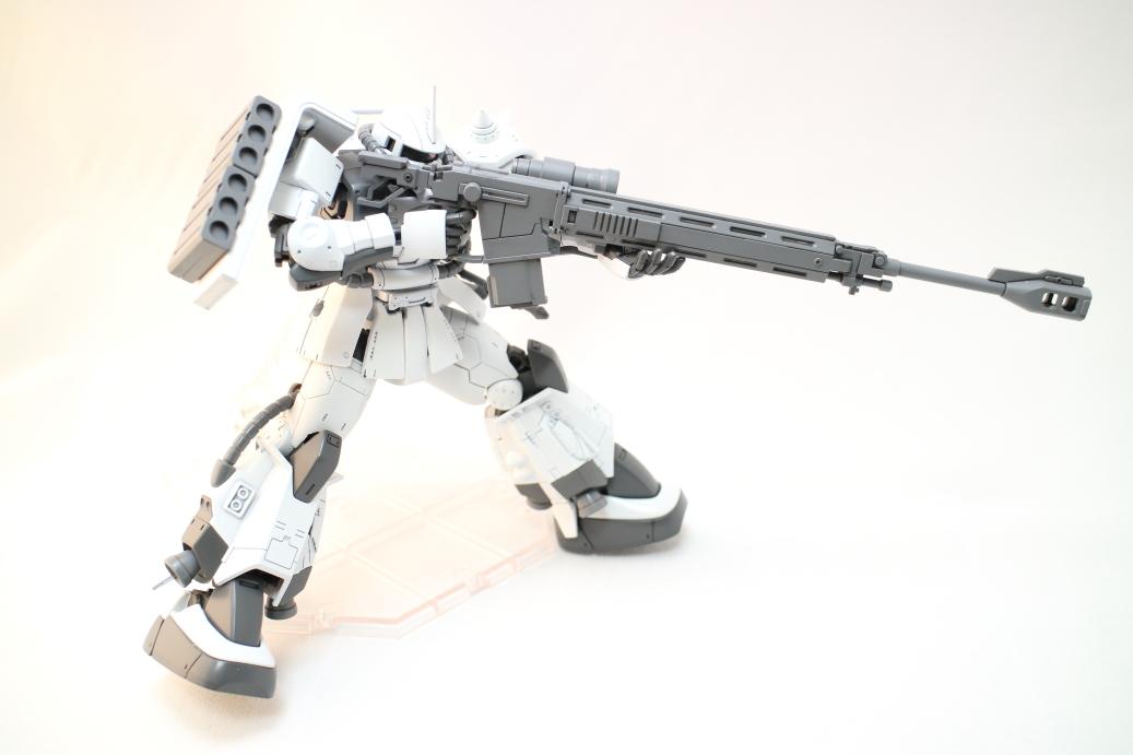 高機動型ザク(HGOR)07