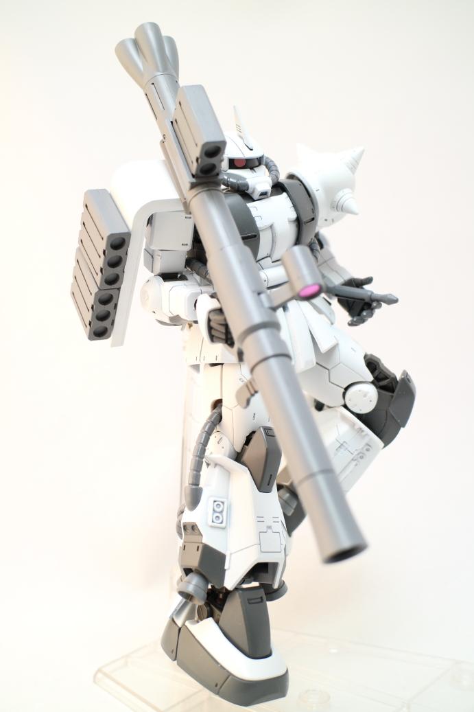 高機動型ザク(HGOR)08