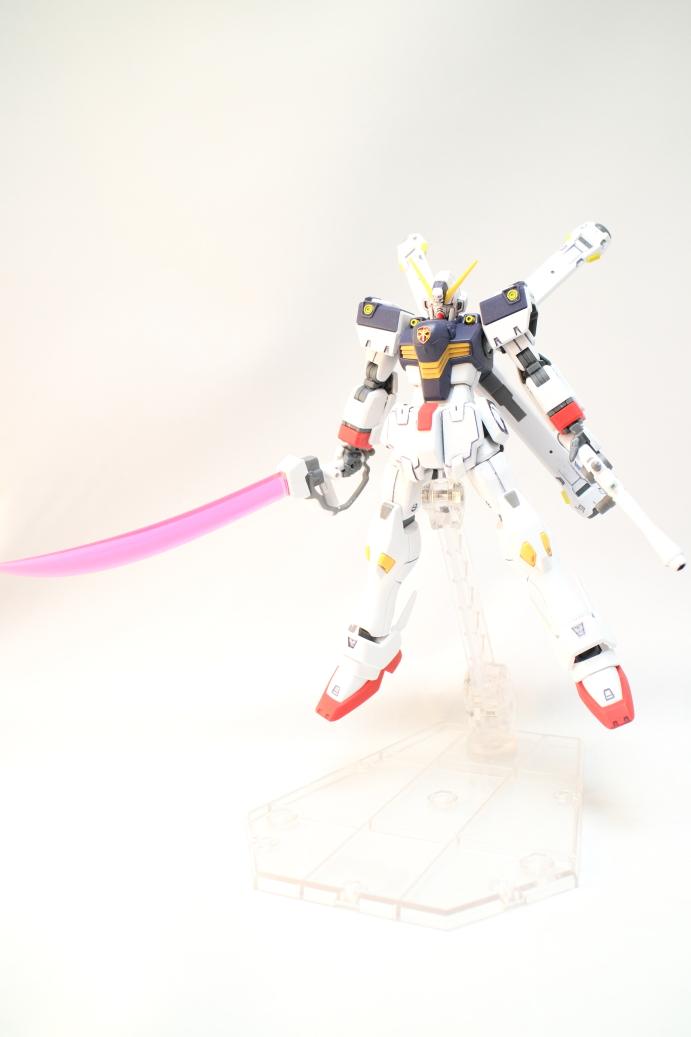 クロスボーンガンダムX1 02