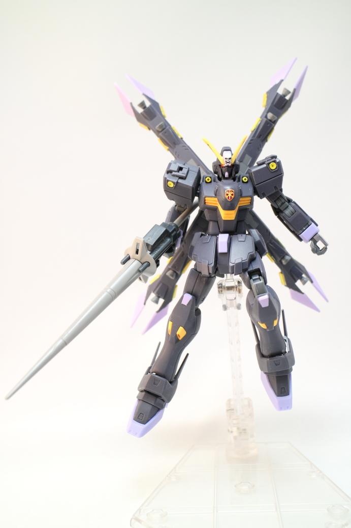 クロスボーンガンダムX2改 01