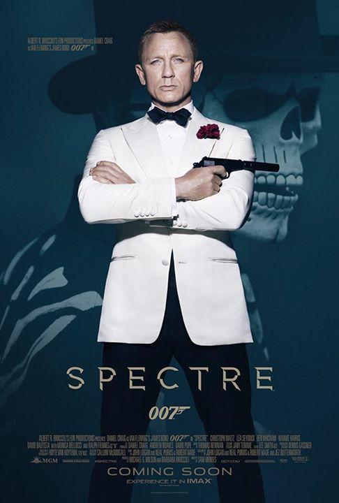 James Bond 007 「SPECTRE」