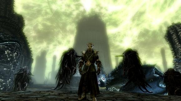 Skyrim DLC Dragonborn