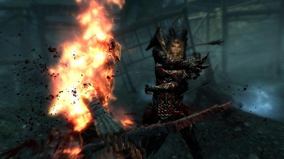 Skyrim Killmove Mod The Dance of Death