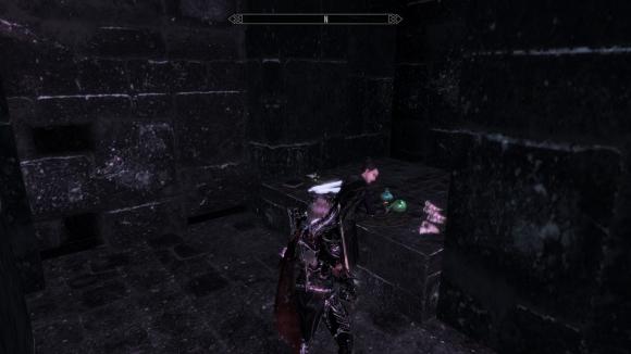 Dawnguard メインクエスト終了後 ヴァレリカに報告