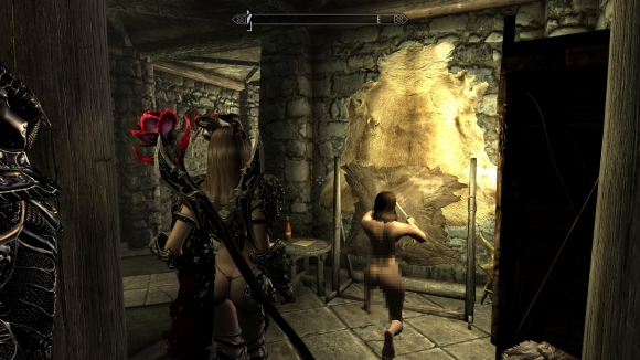 Skyrim Animated Prostitution