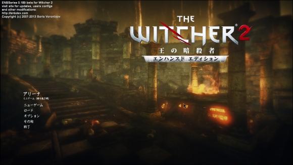 The Witcher 2 Requiem ENB