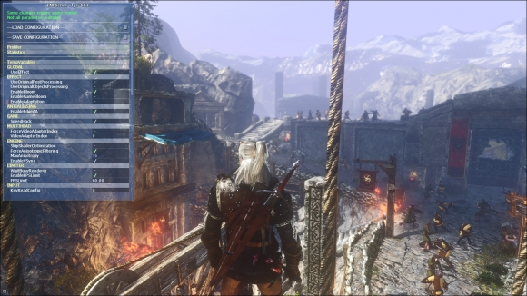The Witcher 2 ENB導入