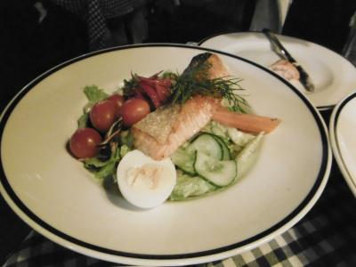 鮭トナカイサラダ
