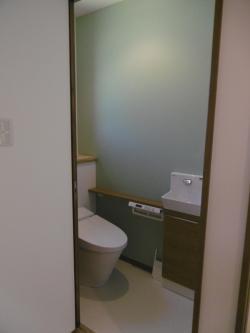 2Oトイレ