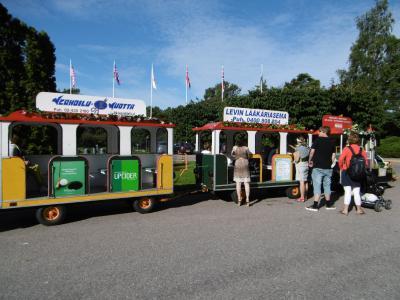 13  ムーミン電車