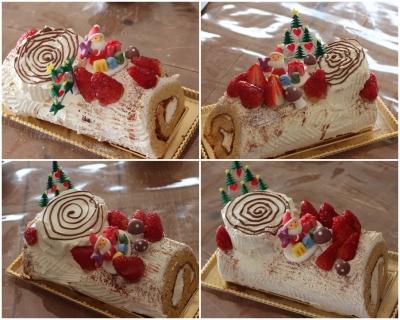 ケーキ2回目