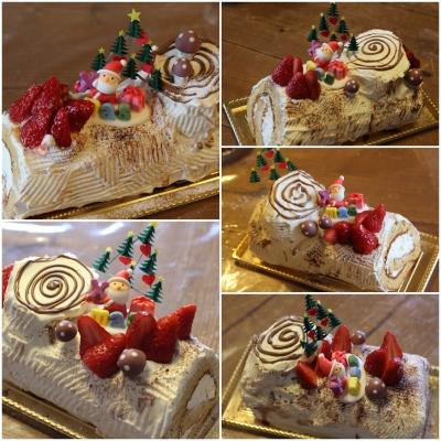 ケーキ4回目