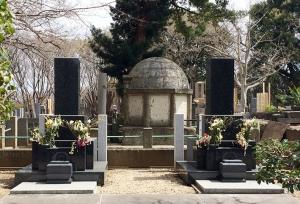 松本幸四郎墓