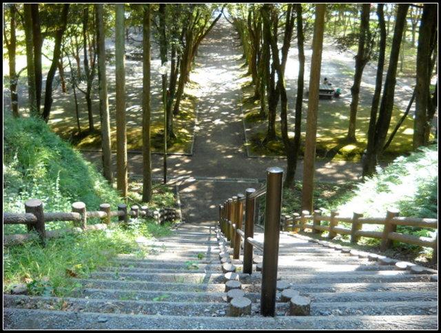 階段 慈眼寺公園