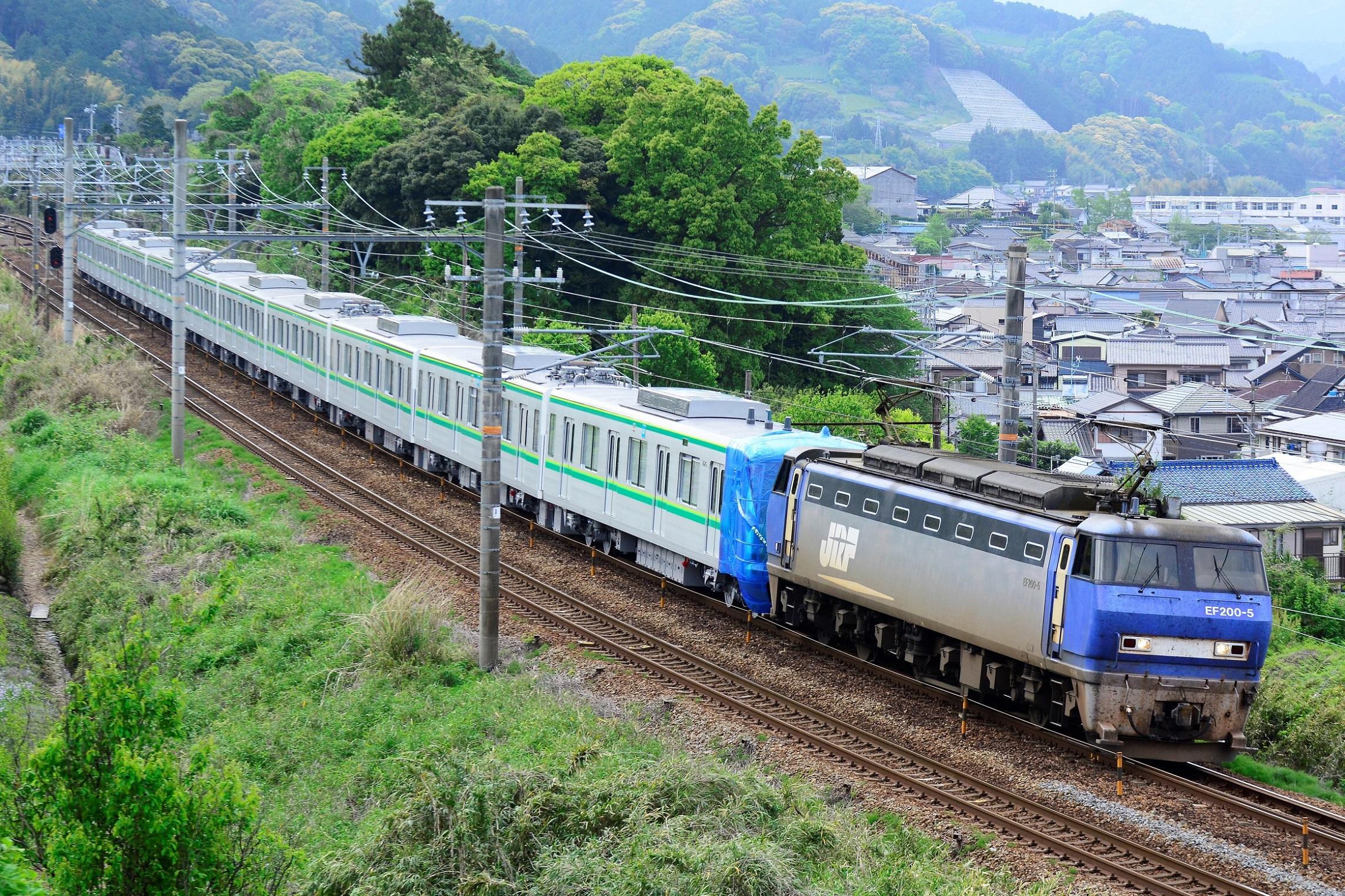 cassiの鉄道撮影記録 2016年04月