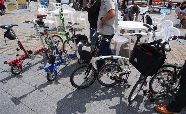 150921御堂筋サイクルピクニック