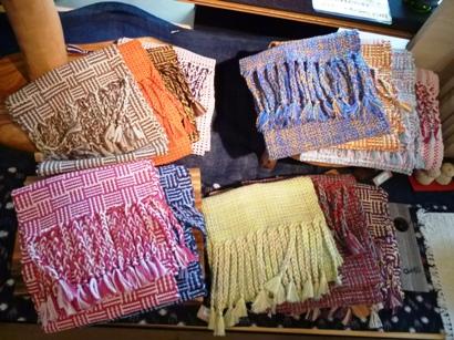 2015手織り紹介1