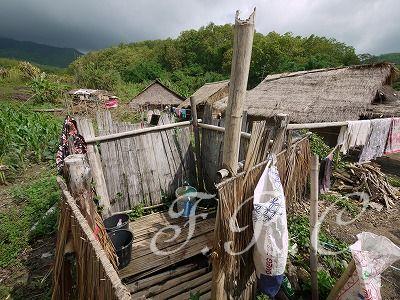 チェンライ首長族 タイ旅行