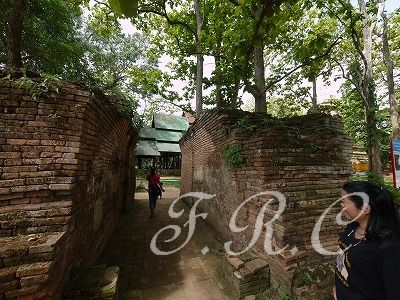 ワット・チェディ・ルアン(Wat Chedi Luang)観光♪ 5月21日