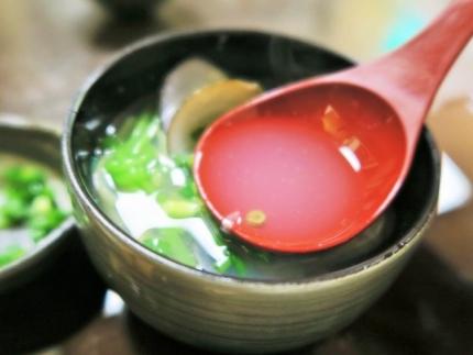 15-10-30 しじみ汁