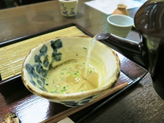15-10-30 蕎麦湯