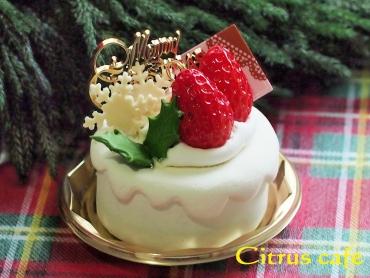 クリスマスケーキオーナメント1
