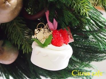 クリスマスケーキオーナメント2