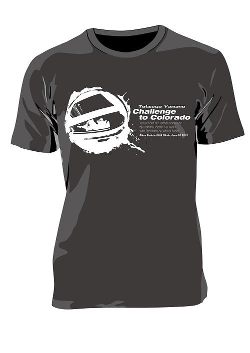 パイクスTシャツデザイン