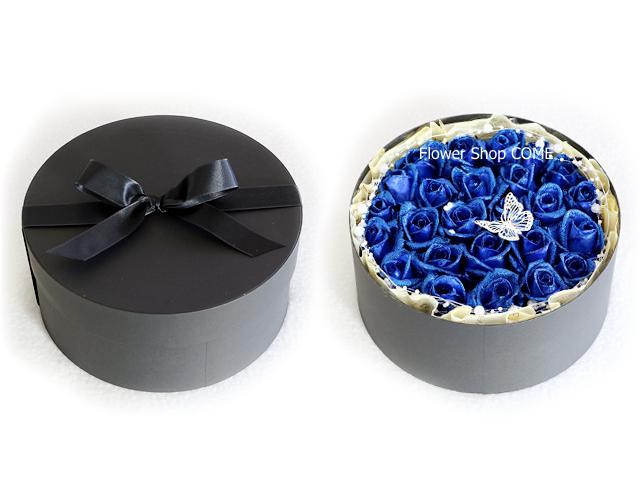 結婚 プロポーズ 花 珍しい 青