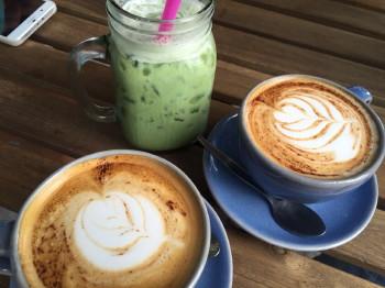 コーヒーショップ、タオ島