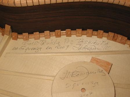 ロマニーリョスのサイン