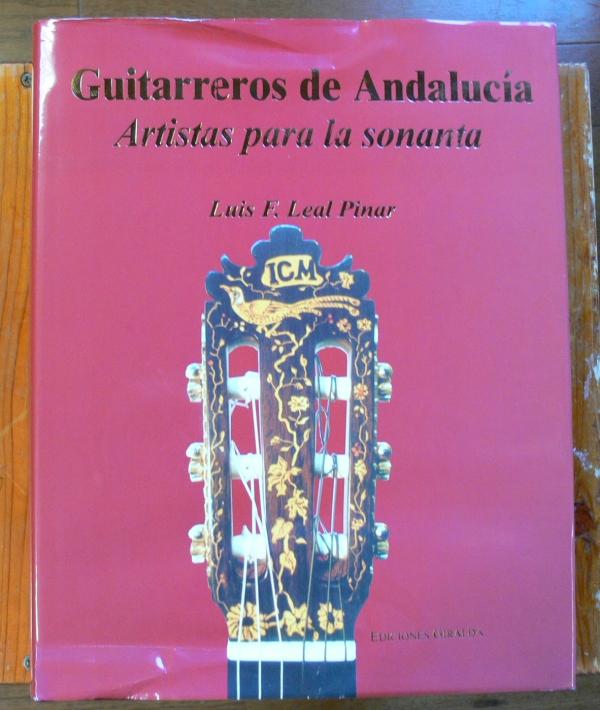 アンダルシアのギター製作家