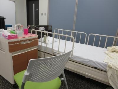 001模擬病室