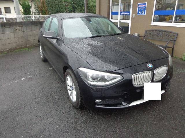 BMW116黒