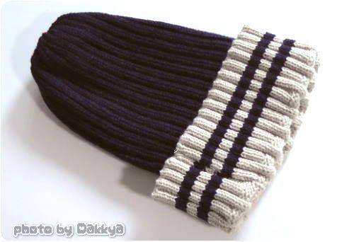 ファッションサイトfifth(フィフス) で買ったニット帽