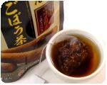 ゴボウ茶 つくば山崎農園産あじかん焙煎ごぼう茶
