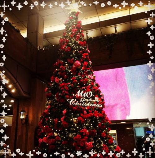 クリスマスツリー 天王寺mio