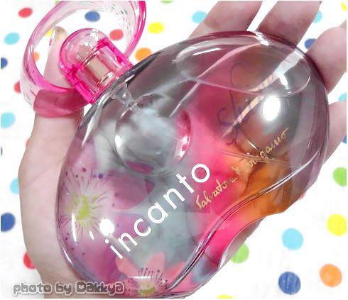 香水 フェラガモ インカントシャイン100ml