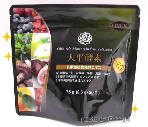 大平酵素OM-X 乳酸菌植物発酵エキス